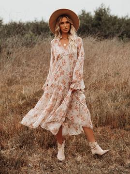 Florie Midi Dress