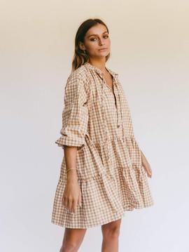 Avalon Caramel Dress