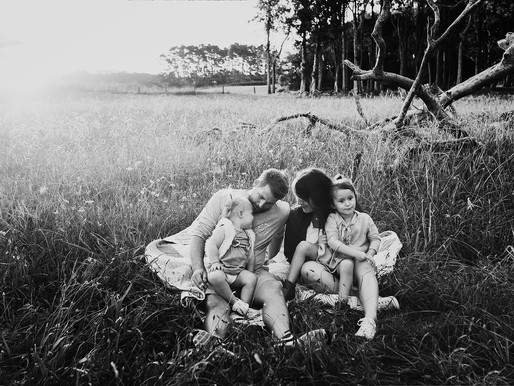 Sunset Family Session | Auckland Family Photographer