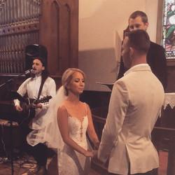 Roper Wedding, Sydney