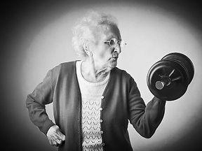 Training & Therapie Trainingsmethoden Zielgruppentraining Seniorentraining Omi-Fit