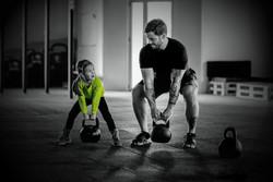 Training mit Familie