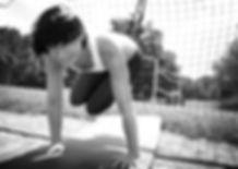 Training & Therapie Über uns Andrea Szivacsek TRX Training