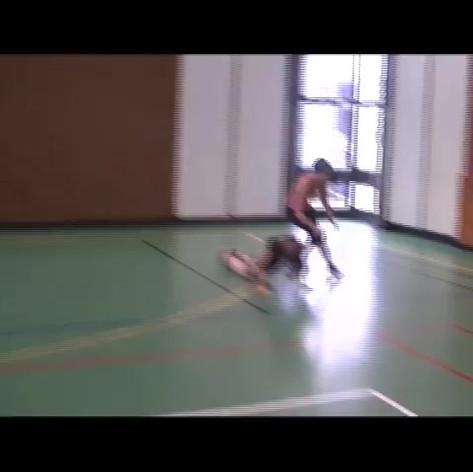 Présentation du cross kick