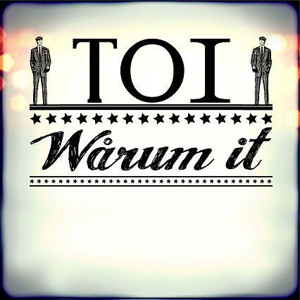 Cover - TOI - Wårum it.jpg