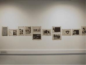 Laurence Briat | Collage | Mémoire | Maison pour tous Boris Vian | Montpellier |
