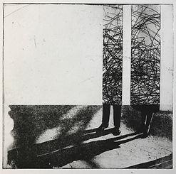 L.Briat photogravure graphisme