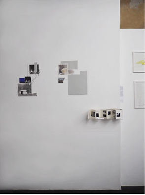 Laurence Briat | exposition l Le lieu Multiple | Montpellier l Narration l installation l livre d'artiste i photographies l gravure l espace l