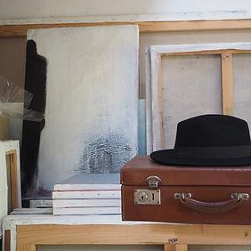 Laurence Briat | détail atelier | silhouette |