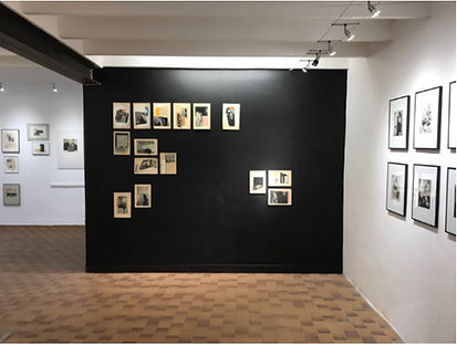 Laurence Briat l galerie l'Aberrante | femmes photographes l photomontages l photographie alternative l photogravure l femmes  l France l
