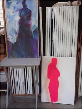 Atelier Laurence Briat | peinture | acrylique |