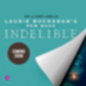 Sneak preview of the cover of Indelible: A Sean McPherson Novel, Book One
