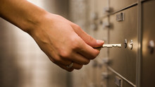 How are Safe-Deposit boxes located in Florida handled?