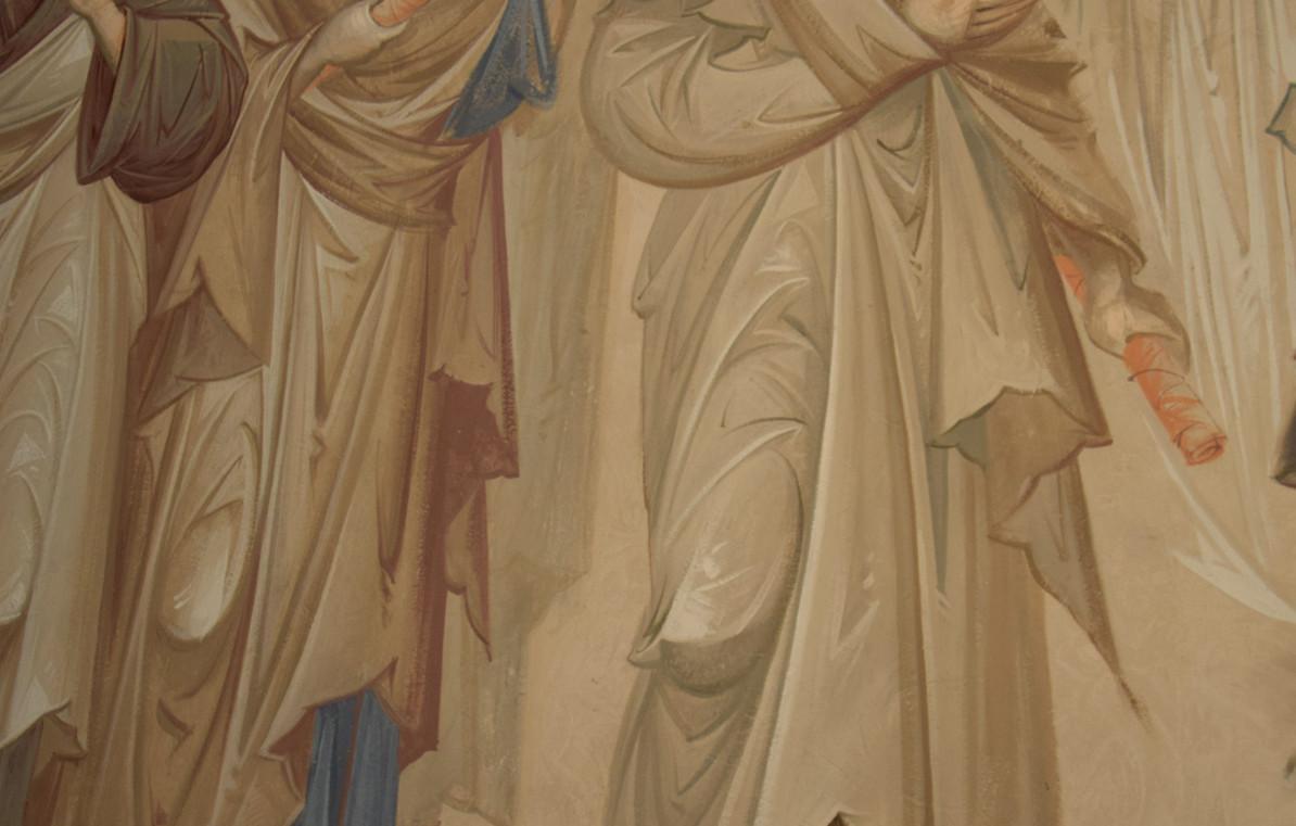Вознесение, апостолы