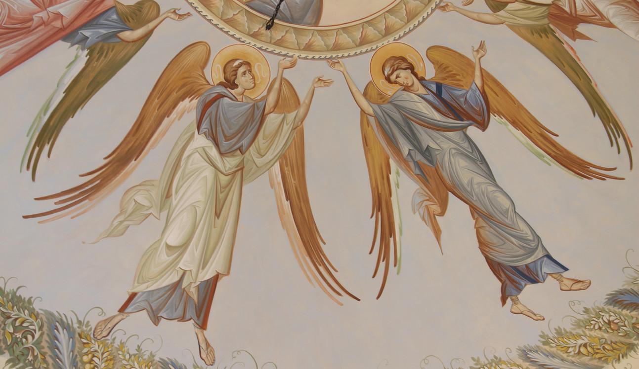Ангелы, свод