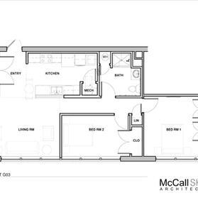 Apartment G03