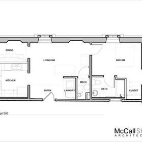 Apartment 502