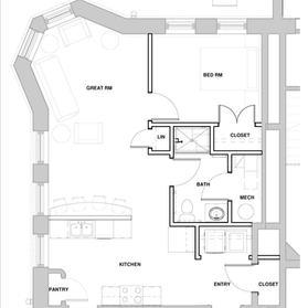Apartment 101, 102