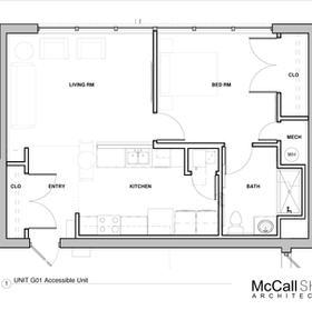 Apartment G01