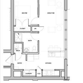 Apartment 103, 204