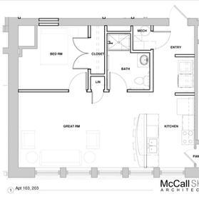 Apartment 103, 203