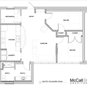 Apartment 001