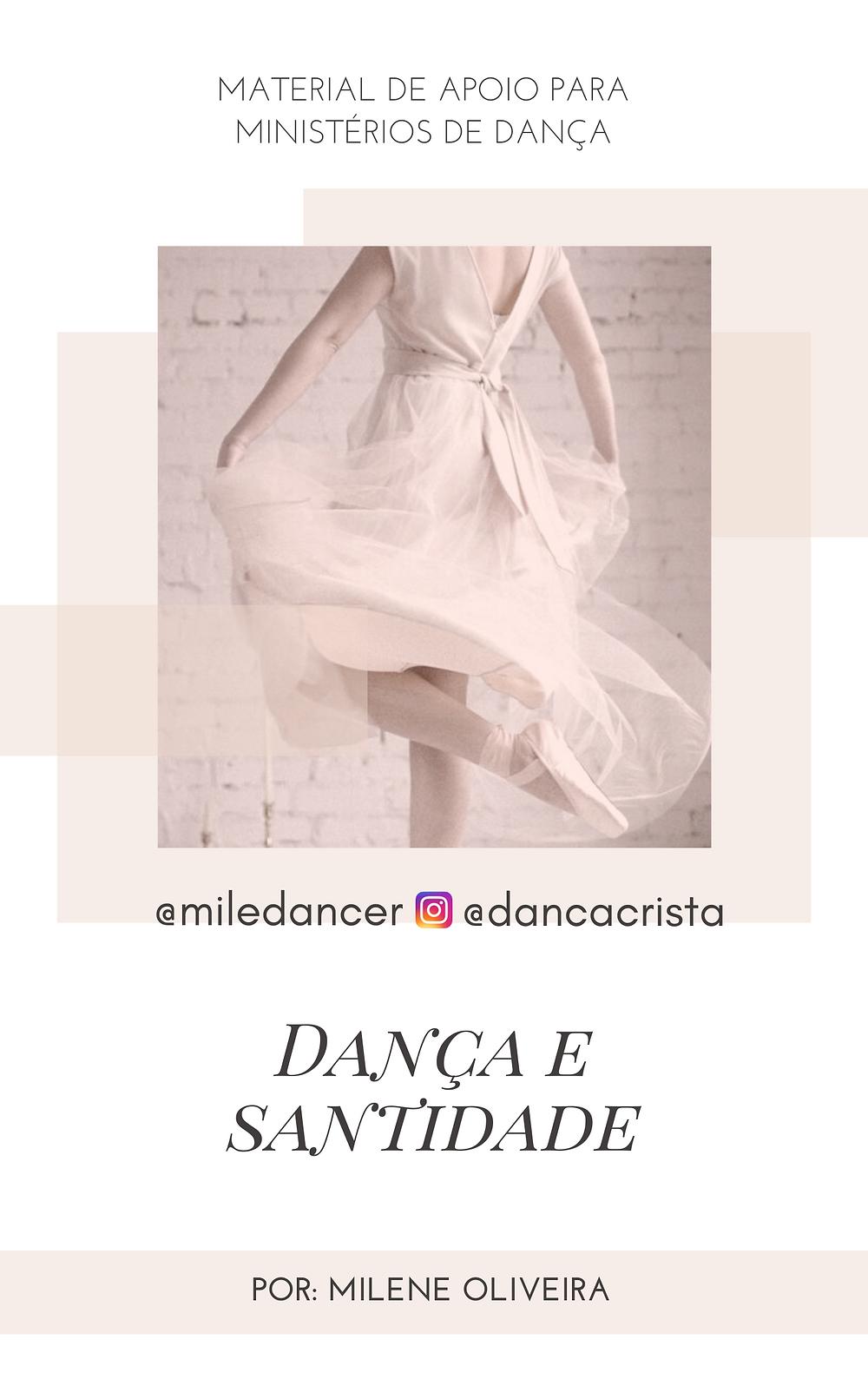 Apostila e estudos grátis para ministério de dança
