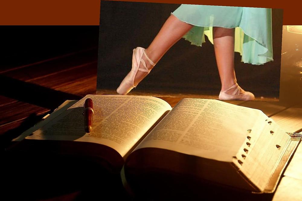 Blog Dança Cristã; por Milene Oliveira; Tudo sobre Ministério de Dança; O que a Bíblia diz sobre a Dança