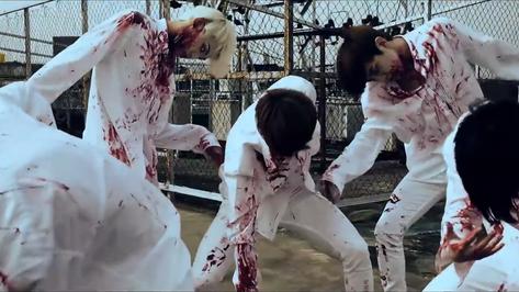 A.C.E 'ZOMBIE Dance Video'