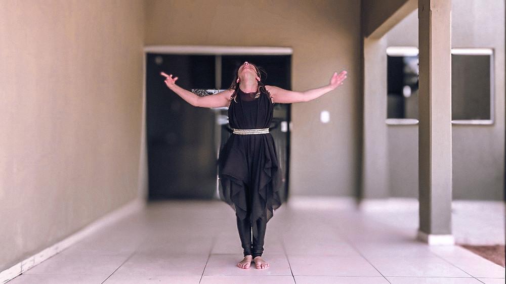 Milene Oliveira, Dança Cristã, Coreografia Gospel, Ministério de dança, Dança na igreja