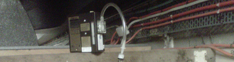 Air monitoring pump