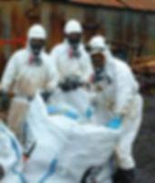 Asbestos testing clearances audits surveys training Geelong Ballarat Bendigo Horsham