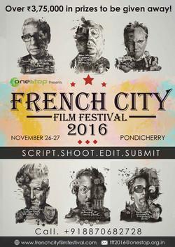 Film festival brochure design