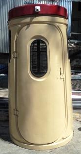 Cylindrical Cabin