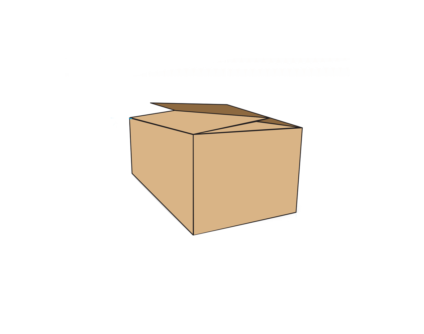 Overlap-Slotted-Carton