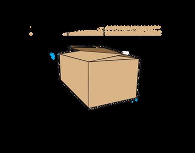 Overlap-Slotted-Carton