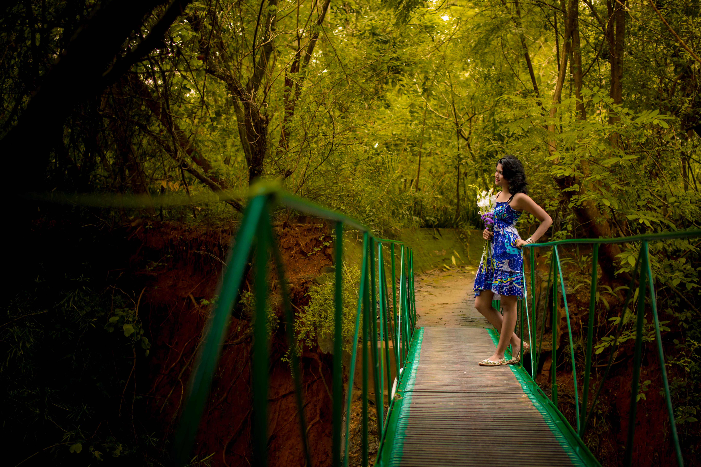 Model photography in Pondicherry