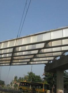 Road Over Bridge