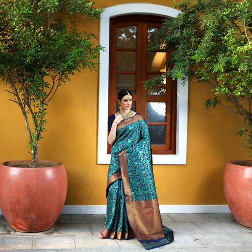 Saree Fashion Photography