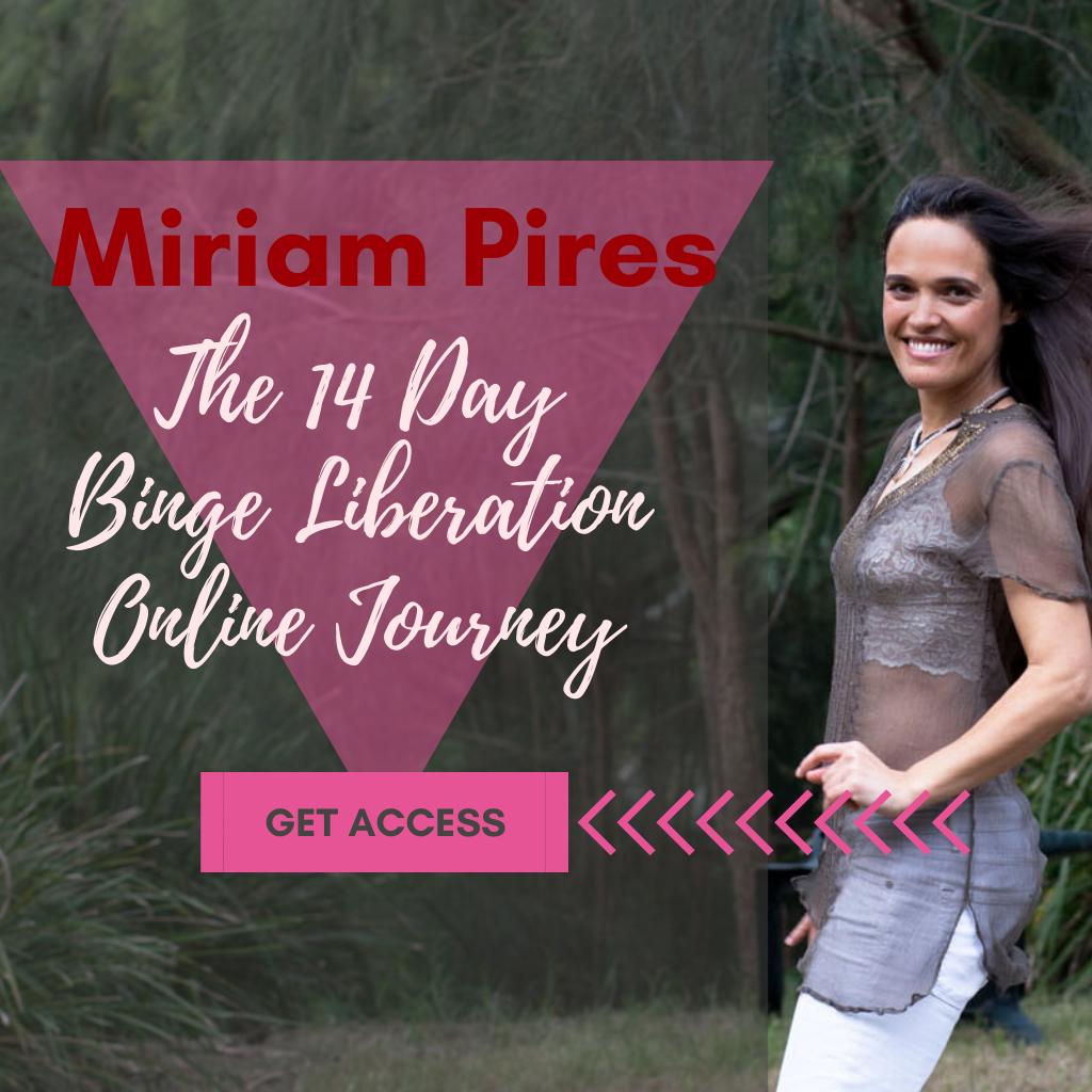 Binge Liberation 14 Day Online Journey