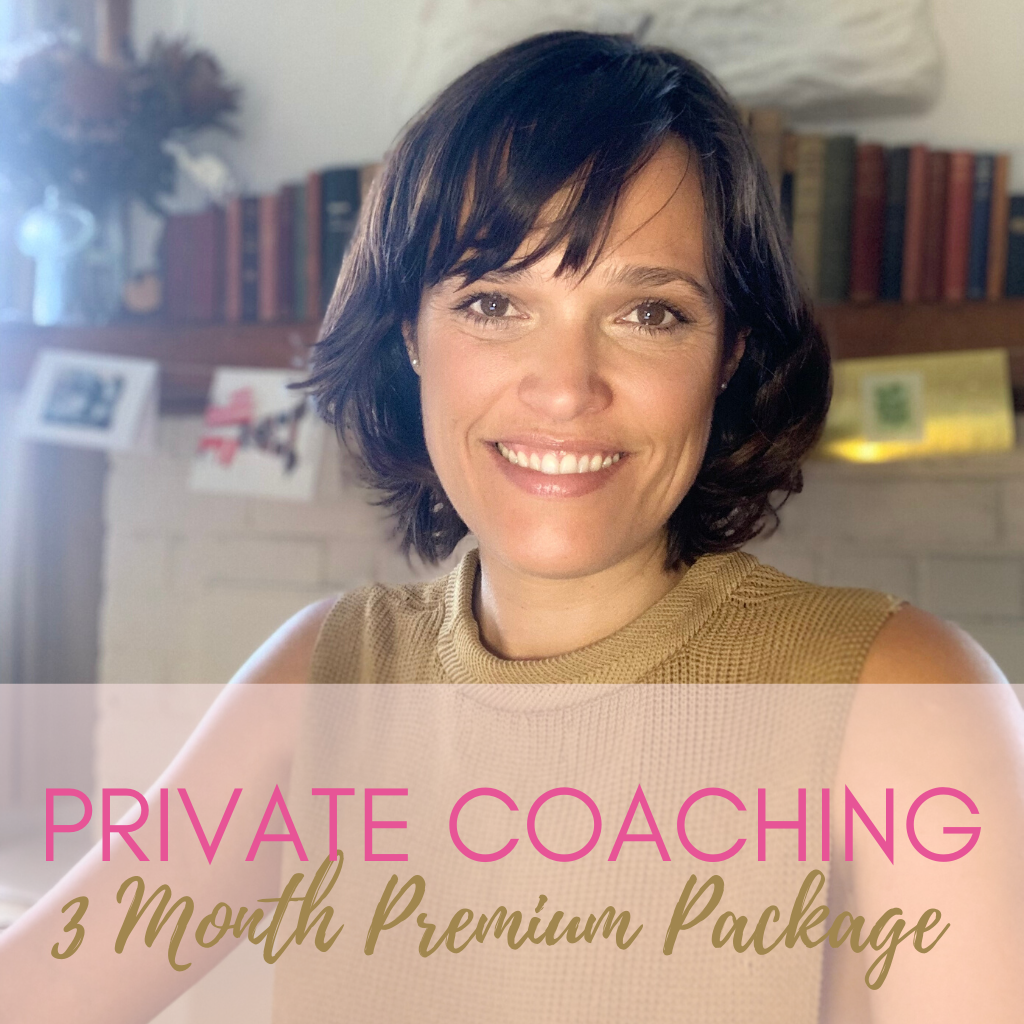 Private Coaching - Premium