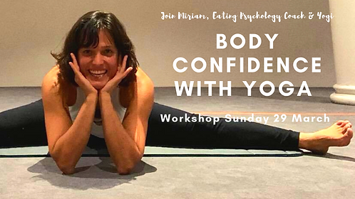 Body Confidence With Yoga
