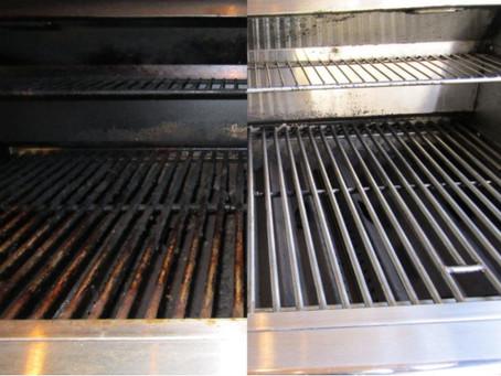 Limpieza y Sanitización de equipos de cocina
