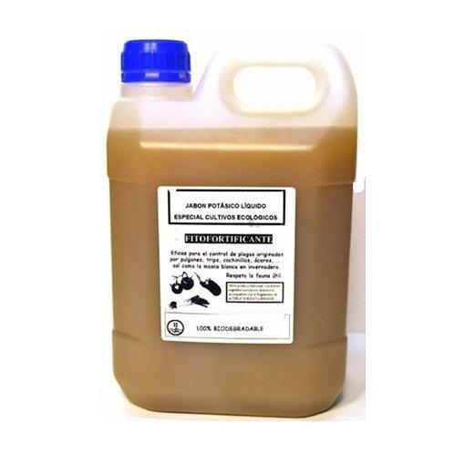 Jabon Potasico, Insecticida Ecologico, Insecticida Organico