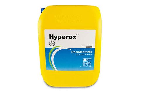 Desinfectante proxigenado, Desinfectante uso industrial y pecuario