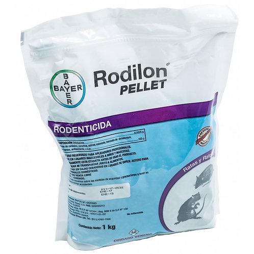 Rodilon Pellets, Rodilon Rodenticida, Control de Roedores, Cebo Raton
