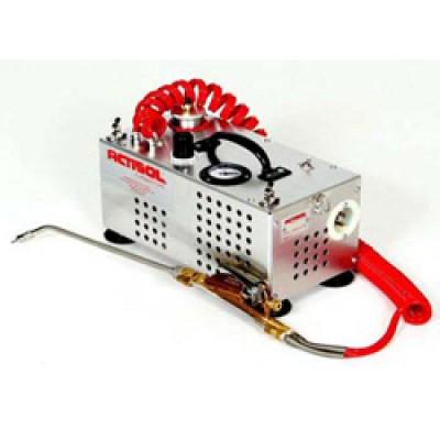 Actisol, Actisol microinyector, micro inyector, equipo generador de aerosol, fumigador efectivo, mejor equipo para control de insectos