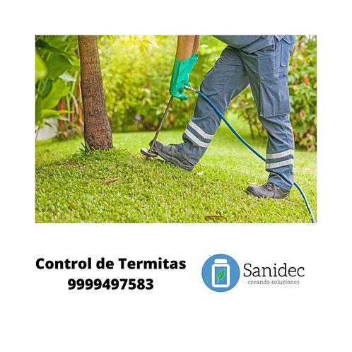 Control de Termitas Preconstruccion, Servicio Fumigacion Termitas