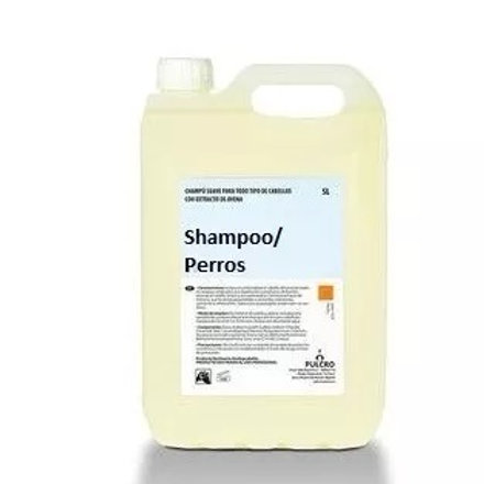 Shampoo para Perros 4 litros