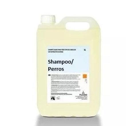 Shampoo para Perros Con Cipermetrina